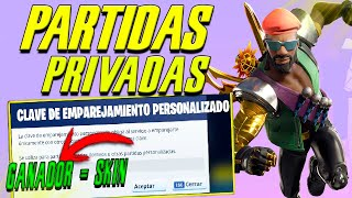 🔴PRIVATE PARTIES NOW!! #PERSONALIZADAS #FORTNITE #OUTFITS (PREMIO-SKIN )