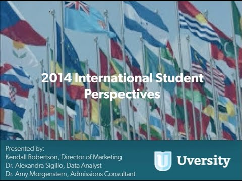 2014 International Student Perspectives