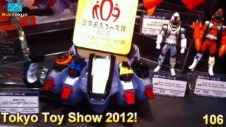 Tokyo Toy Show 2012! Subtokyo 106