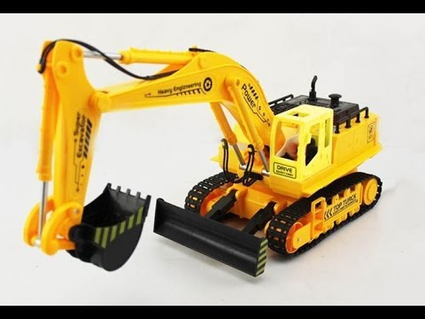 How To Make JCB With Motor At Home Easily