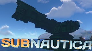 NEW Awesome BASE's, Planetary Defence Gun and MORE in SUBNAUTICA Experimental mode