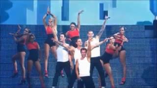 Boyzone - Michael Jackson Medley (Live At Manchester Arena) 2008