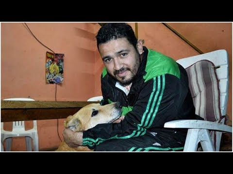Mutual love is clear between unconscious injured man and his adopted dog what makes the man recover
