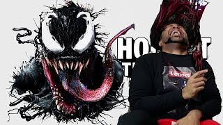 Honest Trailers - Venom Reaction