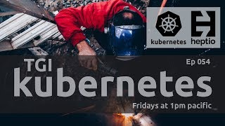 TGI Kubernetes 054: Building OCI container images with Buildah