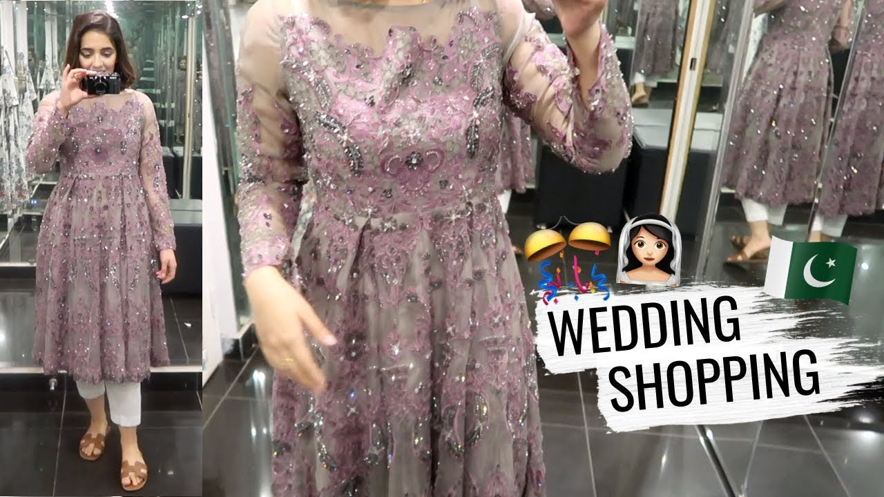 Wedding Shopping in Pakistan! | Vlog