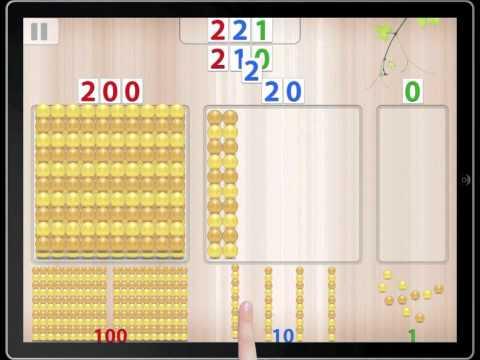 Montessori Numbers - Math Activities for Kids on iPad