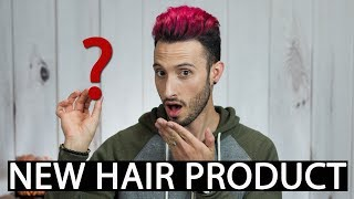 TESTING A NEW HAIR PRODUCT | Upcoming Product from TheSalonGuy