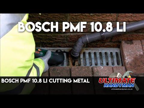 BOSCH Staubabsaugung für GOP PMF 10,8 V-Li Akku-Multitool
