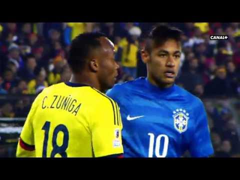 Neymar Jr  a Zúñiga