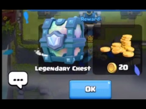 clash royale legendary chest opening reaction electro wizard or