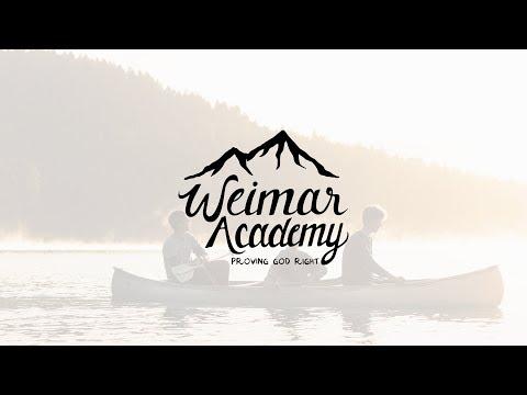 Weimar Academy Graduation 2020