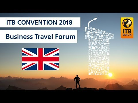 Panel: Disruptive Business Models And Digital Attackers Discover Business Travel  🇬🇧