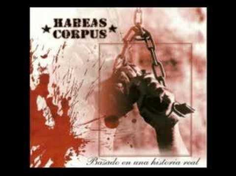 habeas corpus- por una vez