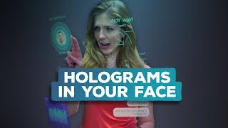Beyond Magic Leap: Enter the hologram era (Bridget Breaks It Down)