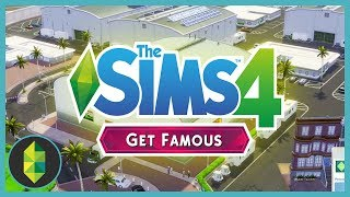 EVERYTHING About The Sims 4 Get Famous! (Acting Career, New World + More!)