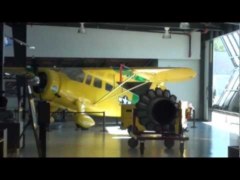 The Museum of Flying in Santa Monica and Venice Beach and HD