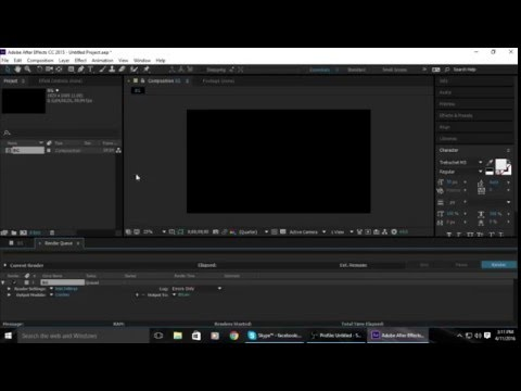 after effects h.264 missing