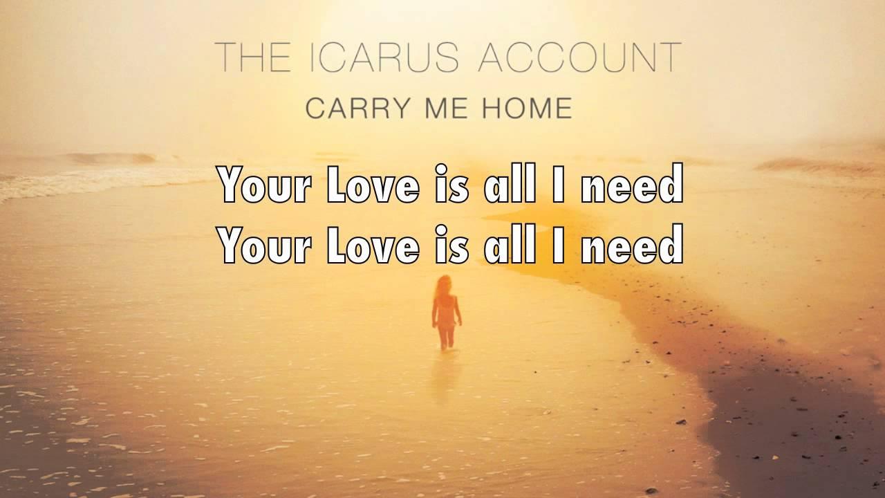 EURIELLE - CARRY ME LYRICS