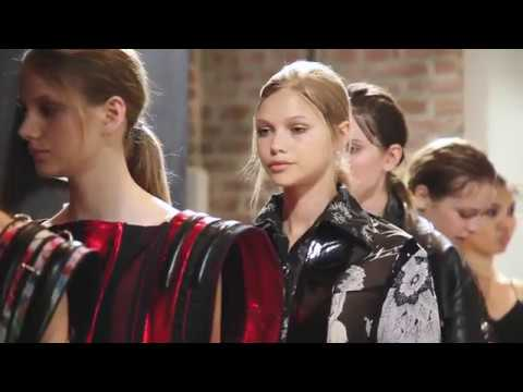 Tritti Tarkulwaranont @ Milano Moda Graduate