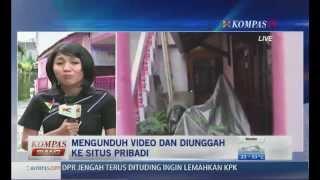 Kasus Video Porno Anak - Kompas Siang 250214