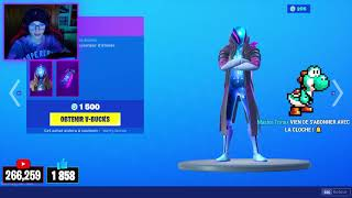 BOUTIQUE FORTNITE of AUGUST 26, 2019! NEW SKIN PIN!