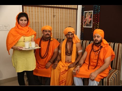 dhongi baba punjabi# how dhongi sadhu balackmail innocent peoples# punjabi comedy