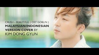 크러쉬 CRUSH Beautiful Indonesian Malaysian Ver Cover By KIM DONG GYUN