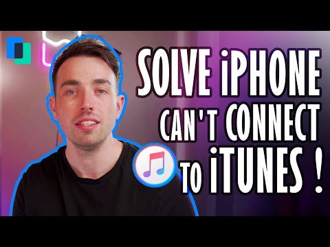 How to solve iPhone can't connect to iTunes (2020)