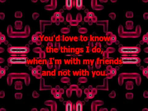 Fly on the wall (with lyrics Karaoke) - Miley Cyrus