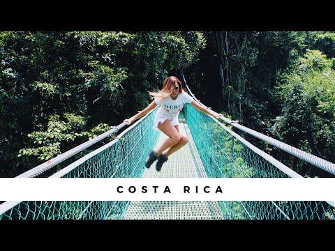 Costa Rica Vlog - The ultimate rainforest adventure! Arenal & Turtuguero