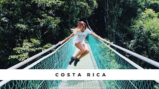 Costa Rica Vlog - The ultimate rainforest adventure! Arenal & Turtuguero