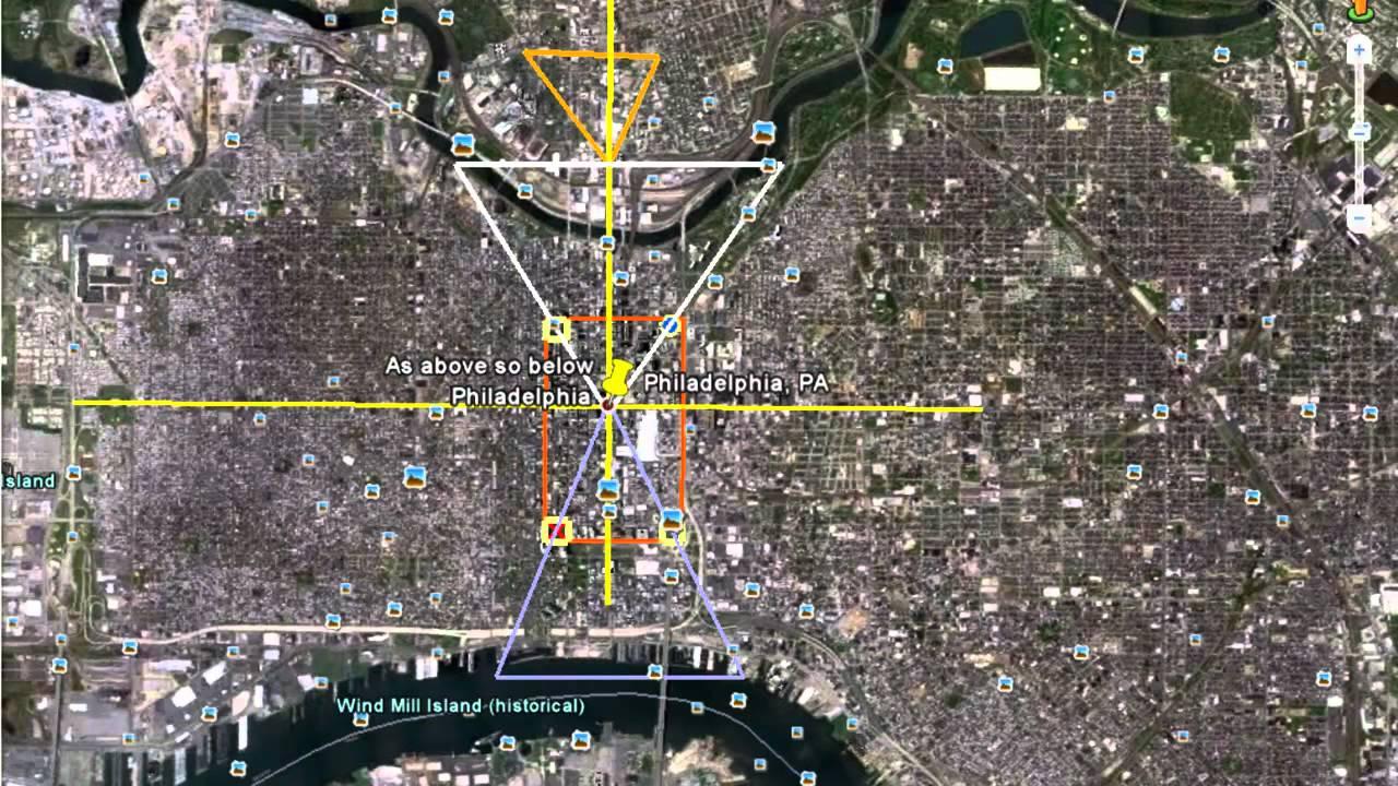 Masonic Symbols Philadelphia Pennsylvania  Of  YouTube - Washington dc pyramid map