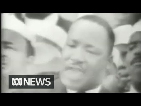 Martin Luther King Jr honoured on 50th anniversary of assassination