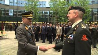 Change of command at the European Union Military Staff