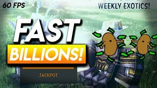 [Roblox] Case Clicker: Getting TRILLIONS fast with jackpot! (Leaderboard race after dupe glitch)