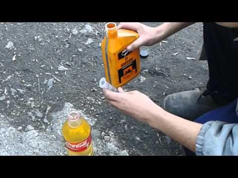 как смешать масло для бензопилы видео интегрированного занятия