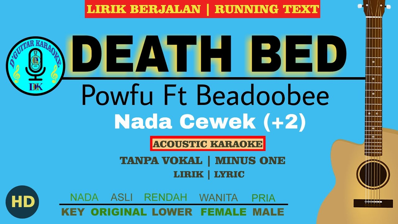 Powfu Death Bed Coffee For Your Head Karaoke
