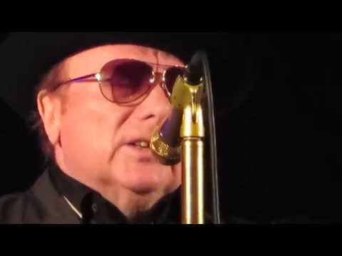 "Van Morrison sit down comedy intro - ""Keep It Simple"" Newcastle. Co Down, Ireland, 27th July 2014"