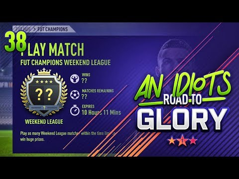 MY BEST EVER FUT CHAMPS FINISH!! AN IDIOTS ROAD TO GLORY!!! Episode 38