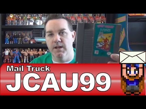 JCAU99 Trade & Contest Packages - Mail Truck | RPG Tour Guide