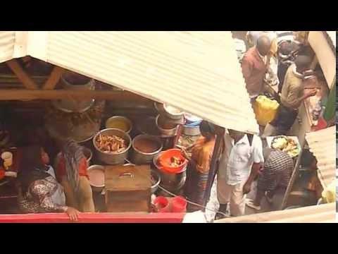 ACTV -  Food Market Kampala Uganda