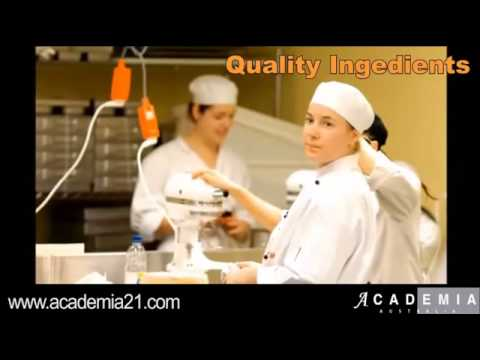 Commercial Cookery and Patisserie Courses