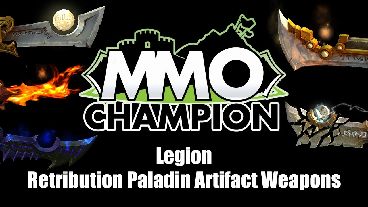 Legion Retribution Paladin Change Guide - Learning a Few