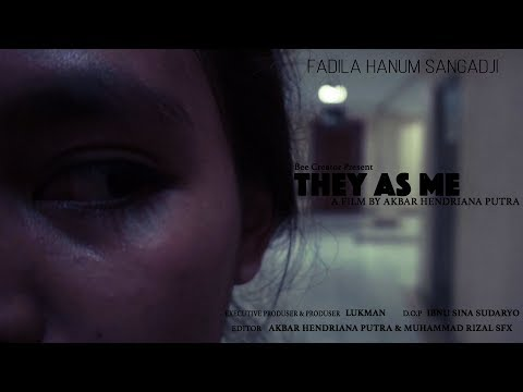 They AS Me (SHORT MOVIE HOROR)