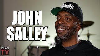 John Salley: I Left $750K with Raptors to Play on the Bulls with Jesus (Michael Jordan) (Part 1)