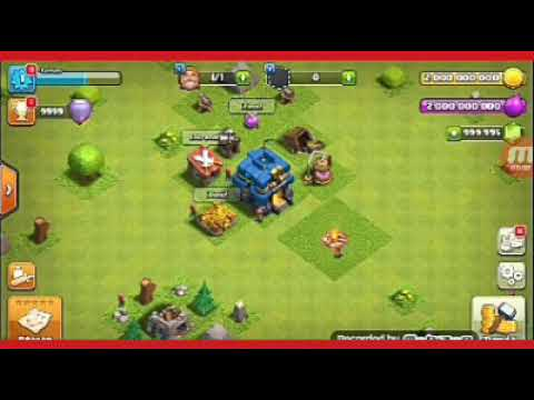 Descargar Clash Of Clans Hackeado 2018