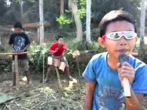 Funny Kokborok Video -I Love You Song