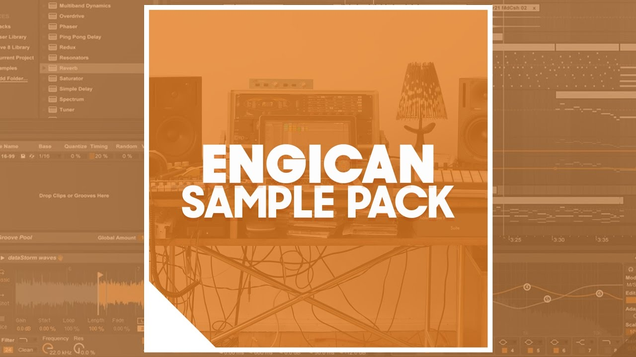 [FREE] Progressive House | KSHMR, Martin Garrix, Hardwell - Engican Sample Pack