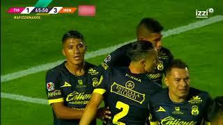 Gol de É. Flores   Tigres UANL 1 - 3 Morelia   LIGA Bancomer MX - Clausura 2019  - Jornada 15